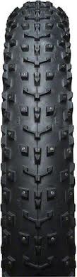 "45NRTH Dillinger 4 26 x 4.0"" Studded Fatbike Tire 120 tpi Tubeless Ready alternate image 2"