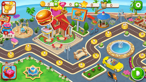 Cooking Delight Cafe- Tasty Chef Restaurant Games 1.6 screenshots 10