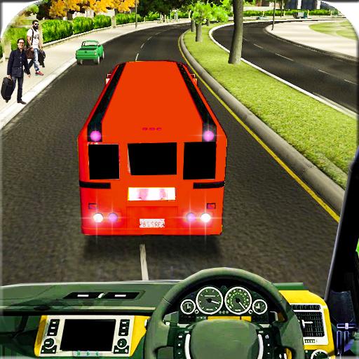 Crazy City Van Sim 3D:Public Transport Adventure