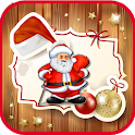 Christmas Photo Frame Maker icon