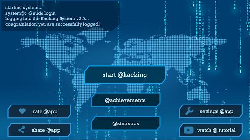 I Hacker - Password Break Puzzle Game apkpoly screenshots 3
