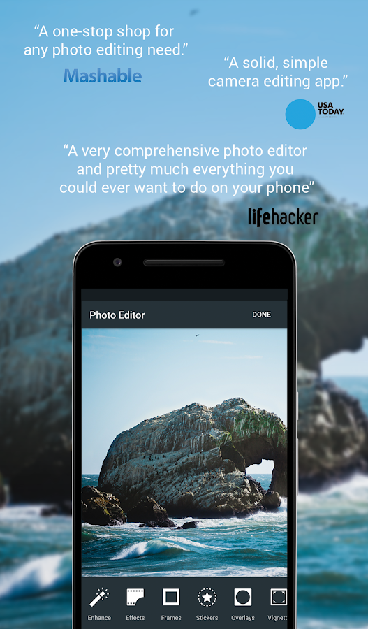 Photo Editor by Aviary- screenshot