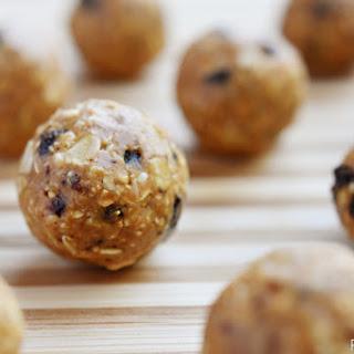 Oatmeal Cookie Energy Bites.