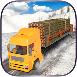 Up Hill Snow Truck Driver for PC and MAC