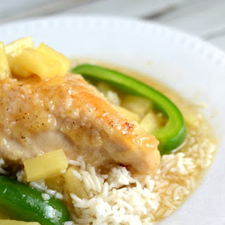Hawaiian Chicken {Sweet and Sour Chicken}