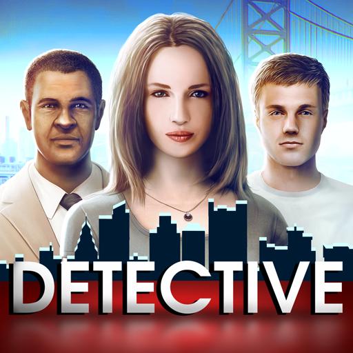 Detective Story: Jack's Case - Hidden figures Icon