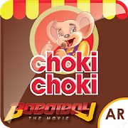 Choki-Choki AR Boboiboy