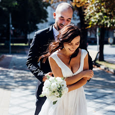 Wedding photographer Valeriya Svetlova (svetllova). Photo of 09.09.2018