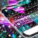 Color Dark Keyboard icon