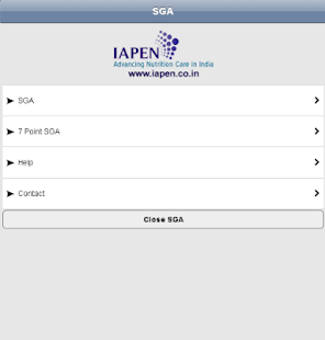 SGA Toolkit - IAPEN- screenshot thumbnail