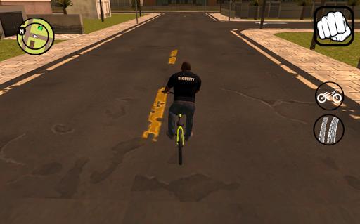 Vice gang bike vs grand zombie in Sun Andreas city 1.0 screenshots 13