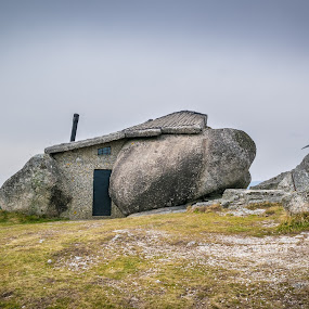 penthouse by Carlos Kiroga - Nature Up Close Rock & Stone ( wind, building, life, nature, art, stone, house, people, photography, energy )