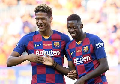 Le PSG s'intéresse toujours à un attaquant du Barça
