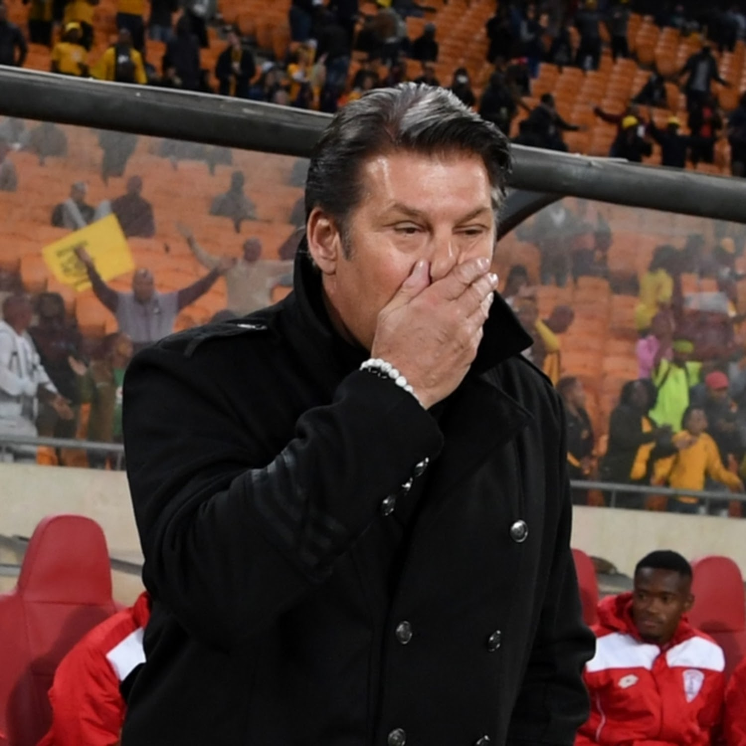 Luc Eymael might never work in SA again: Safa to report the ...