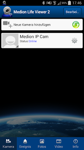 android MEDION® LifeViewer 2 Screenshot 0