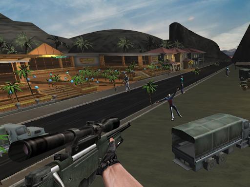 3D Sniper Assualt