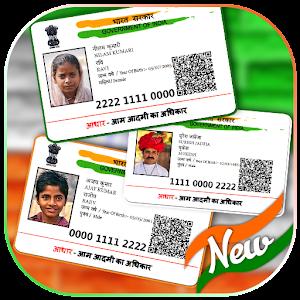 App Fake Aadhaar Card ID Maker APK for Windows Phone