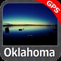 Oklahoma Lakes Gps Map icon