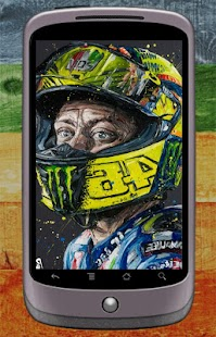 Valentino Rossi Wallpaper - náhled