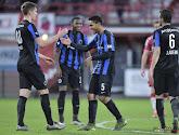 Club Brugge laat verdediger gaan