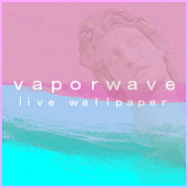 VAPORWAVE Live Wallpaper 🌊