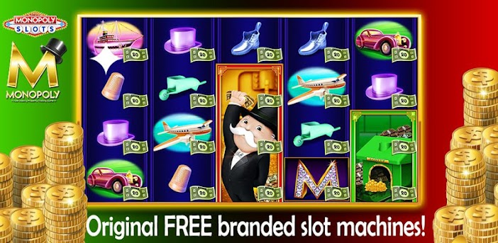 MONOPOLY Slots - Spielautomaten