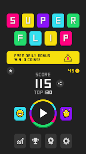 Super Flip Game- screenshot thumbnail