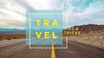 Travel Tips & Tricks - YouTube Thumbnail Template