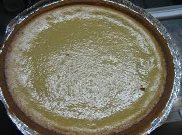 Jappanese Sweet  Potato Pie