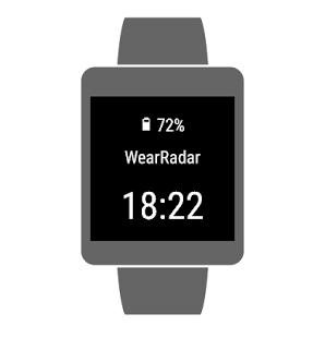 WearRadar- screenshot thumbnail