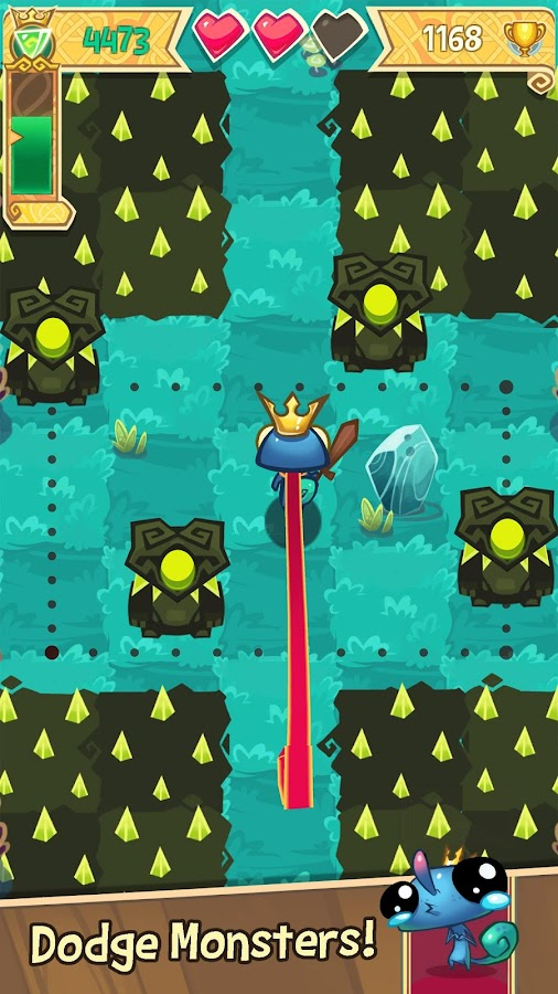 Road to be King- screenshot