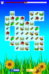 Ladybug and Bee Game - FREE!- screenshot thumbnail