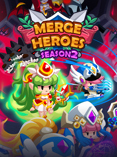Merge Heroes Frontier: Casual RPG Online screenshots apkshin 8