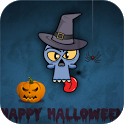 Halloween locker screen icon