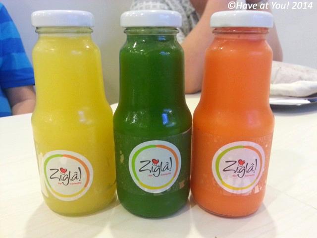 Zigla drinks