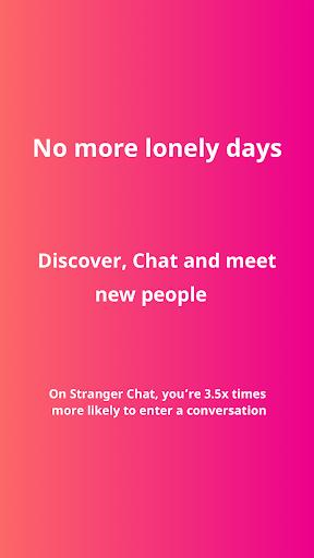 Online random chat rooms