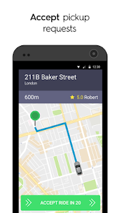 Taxify Driver- screenshot thumbnail