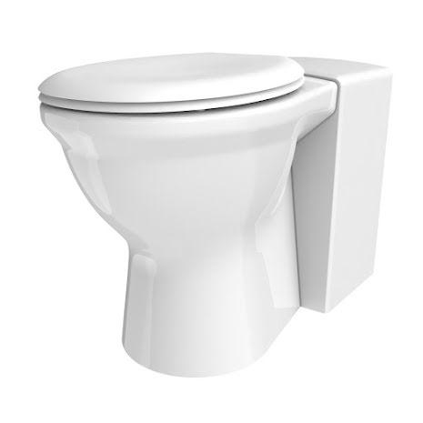 Resan WC Förh. m. distansbox & sits