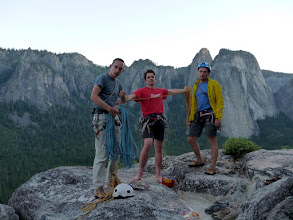 Photo: Summit of Manure Pile Buttress