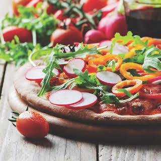 Wholemeal Pizza Base.