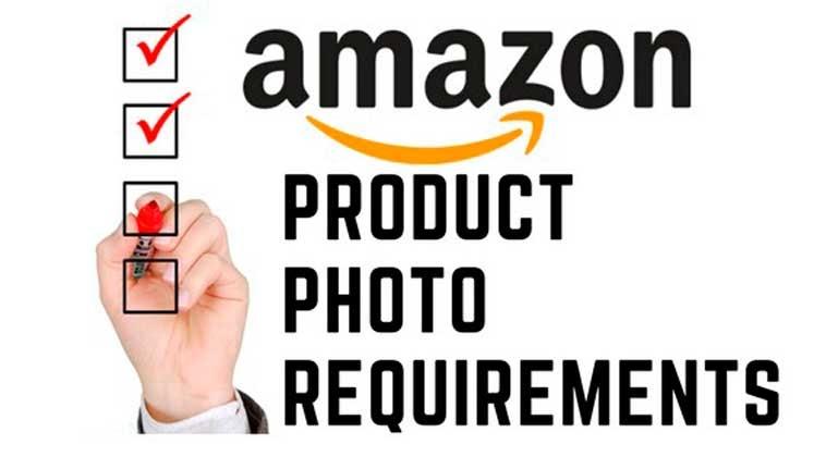 Требования к фото Amazon