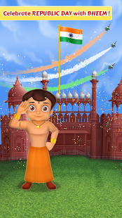 Chhota Bheem Talking Toy- screenshot thumbnail