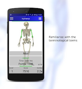 Anatomy Quiz Pro screenshot 3