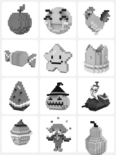Pixel.ly 3D screenshots 15