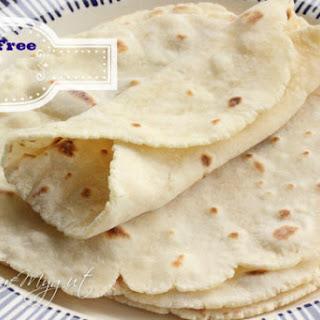 Gluten Free Tortilla.