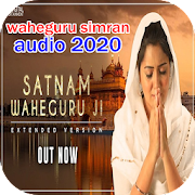 waheguru simran audio harshdeep kaur 2020