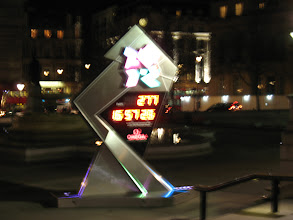 Photo: Countdown to London2012!