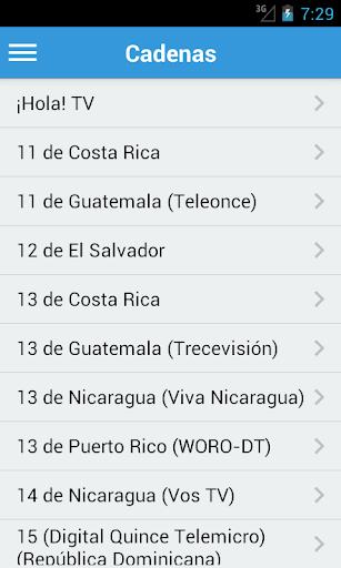 Televisión de Honduras