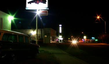 Photo: W nocy nie podróżujemy...