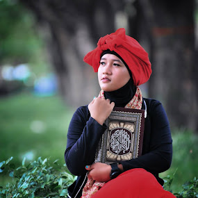 by Muhammad Indrohatro - People Portraits of Women